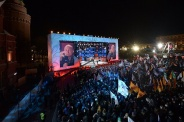 Putin vence en presidenciales con 67,4 % de participación