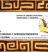 África y América saludan el nacimiento de la Cátedra de Mujeres Negras y Afrodescendientes del Sur Global (Videos)
