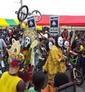 Ghana: el festival de artes callejeras Chale Wote 2021 se realiza en medio de restricciones de covid