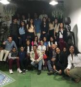 Estudiantes del Liceo Simón Bolívar Visitan el Centro de Saberes Africanos