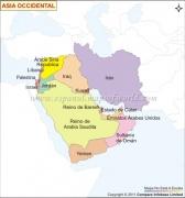 El Medio Oriente en la geopolítica mundial