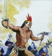 08 de diciembre de 1530: Natalicio del Gran Cacique Guaicaipuro