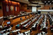 Parlamento unicameral de Cuba inicia debate para reformar su Constitución