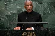 El Caribe puede lograr la seguridad alimentaria, afirma David Granger