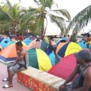 Declaran calamidad en Necoclí, Colombia, por crisis migratoria