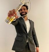 Salah gana el premio Defensor del Atleta del Año en los Laureus World Sports Awards