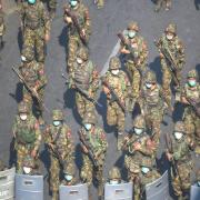 Junta militar declara ley marcial en una ciudad de Myanmar