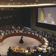 Medio Oriente y Palestina ocupan debate en ONU