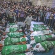 Palestina denuncia ataque israelí con armas químicas en Gaza